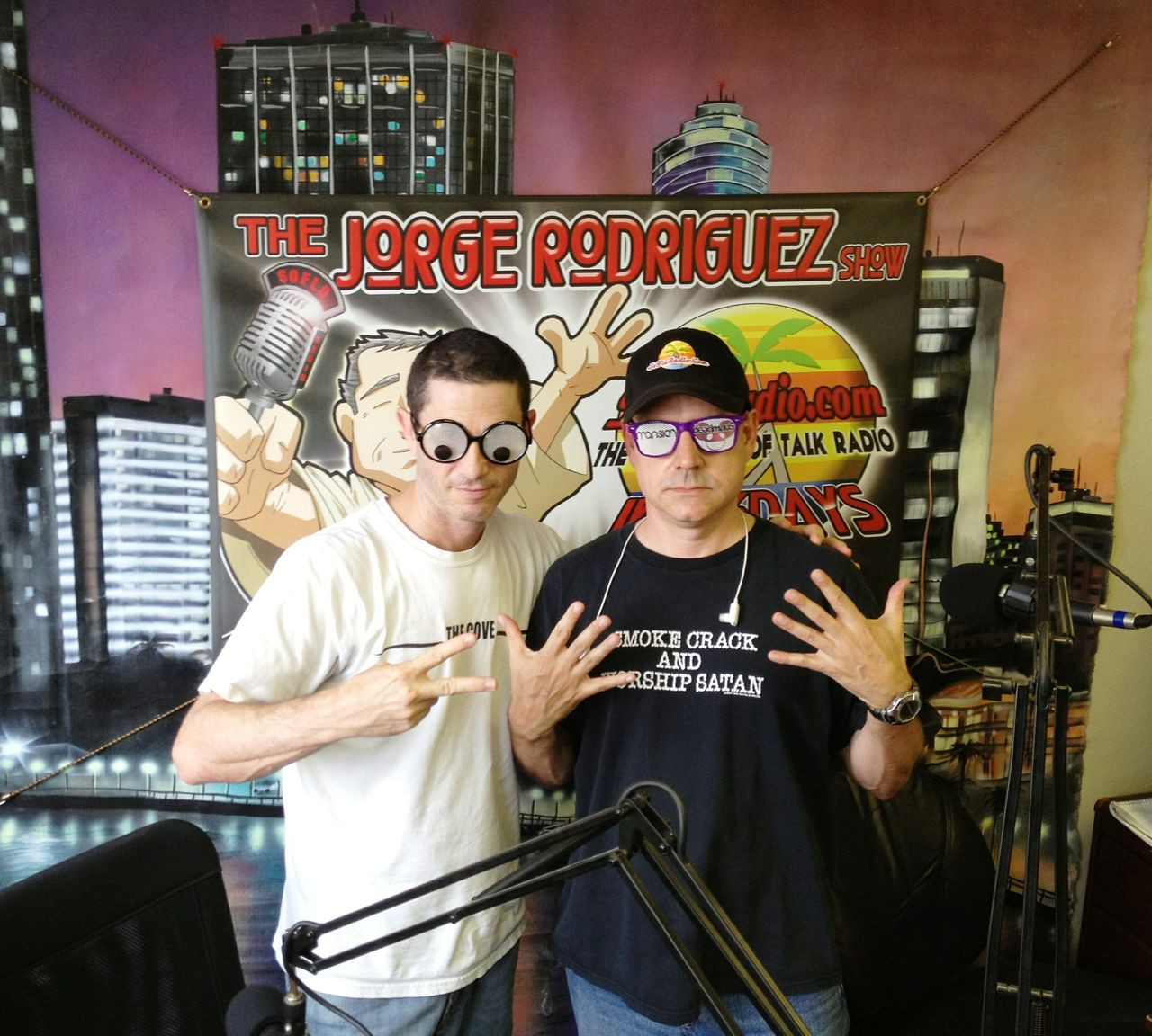 The Jorge Rodriguez Show 4-18-14