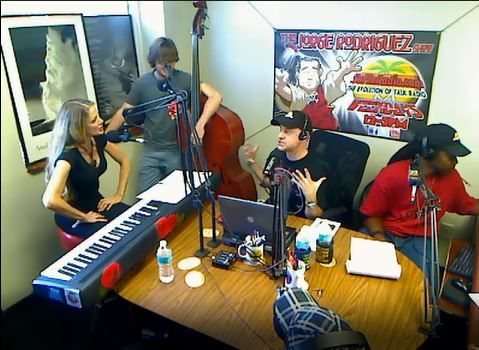 The Jorge Rodriguez Show 10-04-13