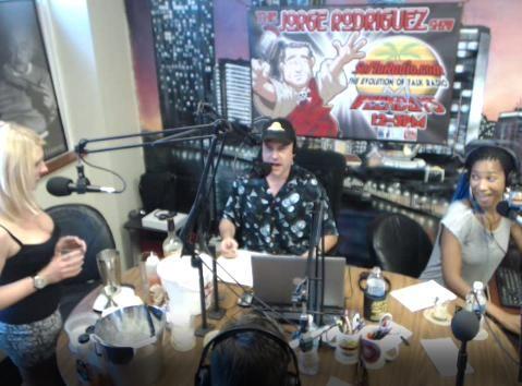 The Jorge Rodriguez Show 12-6-13