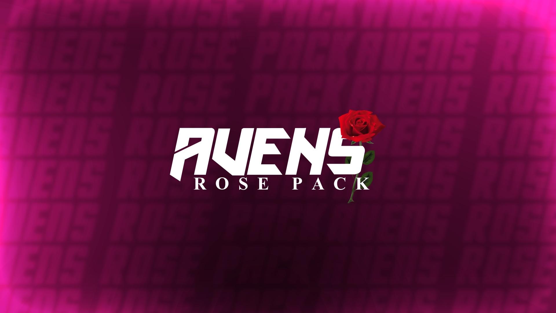 Avens Rose Pack