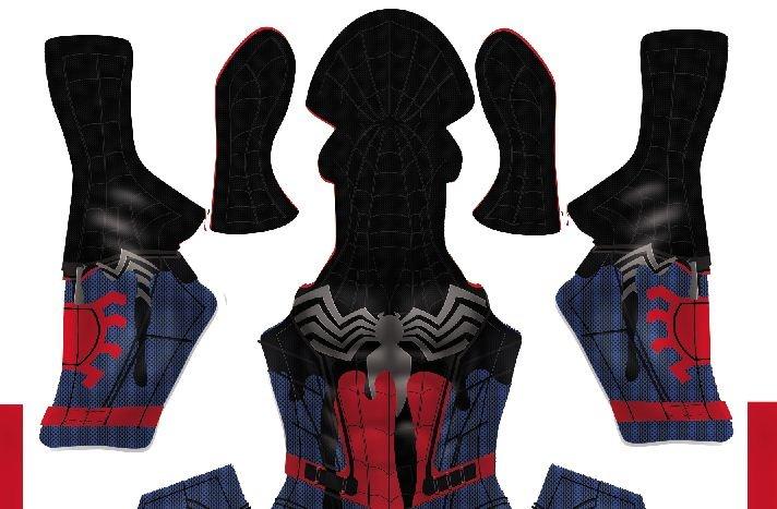 Venom homecoming mix 2in1