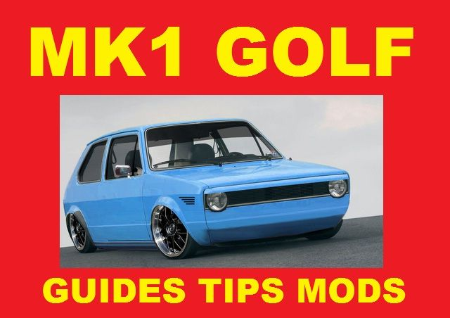 MK1 GOLF RABBIT MANUAL PARTS PDF MODS TIPS GUIDES CD DOWNLOAD ▻▻ dedicated vw mk1 a1 golf rabbit gti 8v 16v modifica vw golf gti mk1 wiring diagram at panicattacktreatment.co