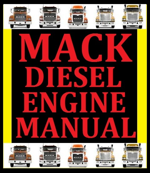 mack diesel engine workshop service repair master ma rh sellfy com Mack Brake Light Wiring Mack Wiring Harness