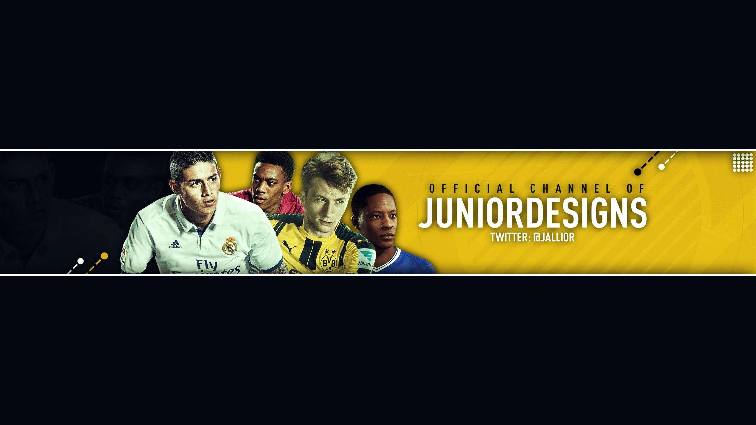 FIFA 17 BANNER VERSION 2!