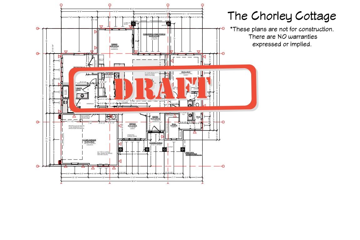 The Chorley Cottage Plan