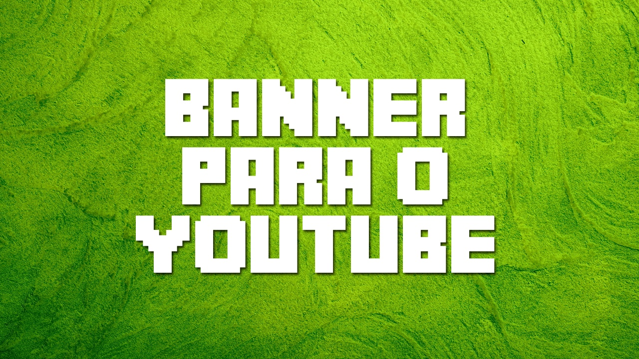 Banner para o youtube mestre mateus4 sellfy com for 3 foot cardboard letters