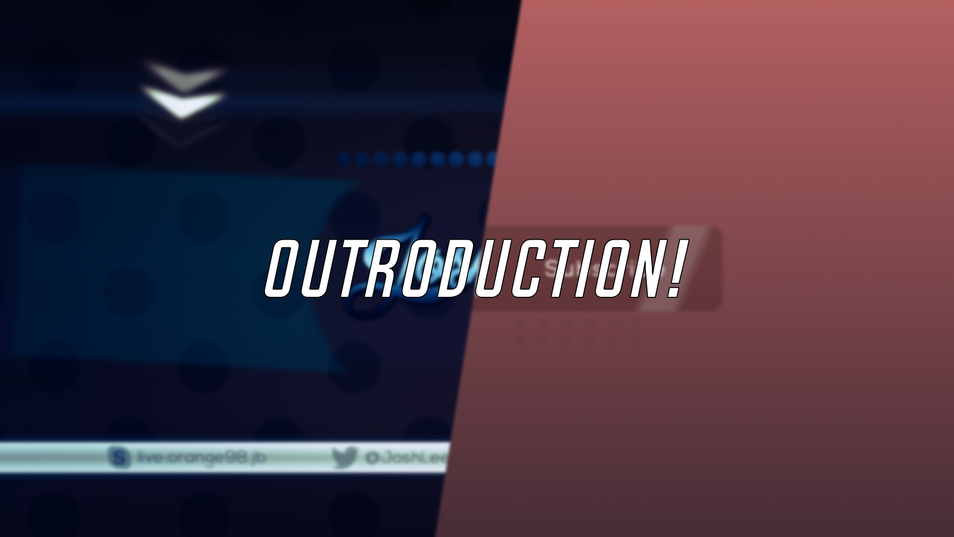 Outroduction!