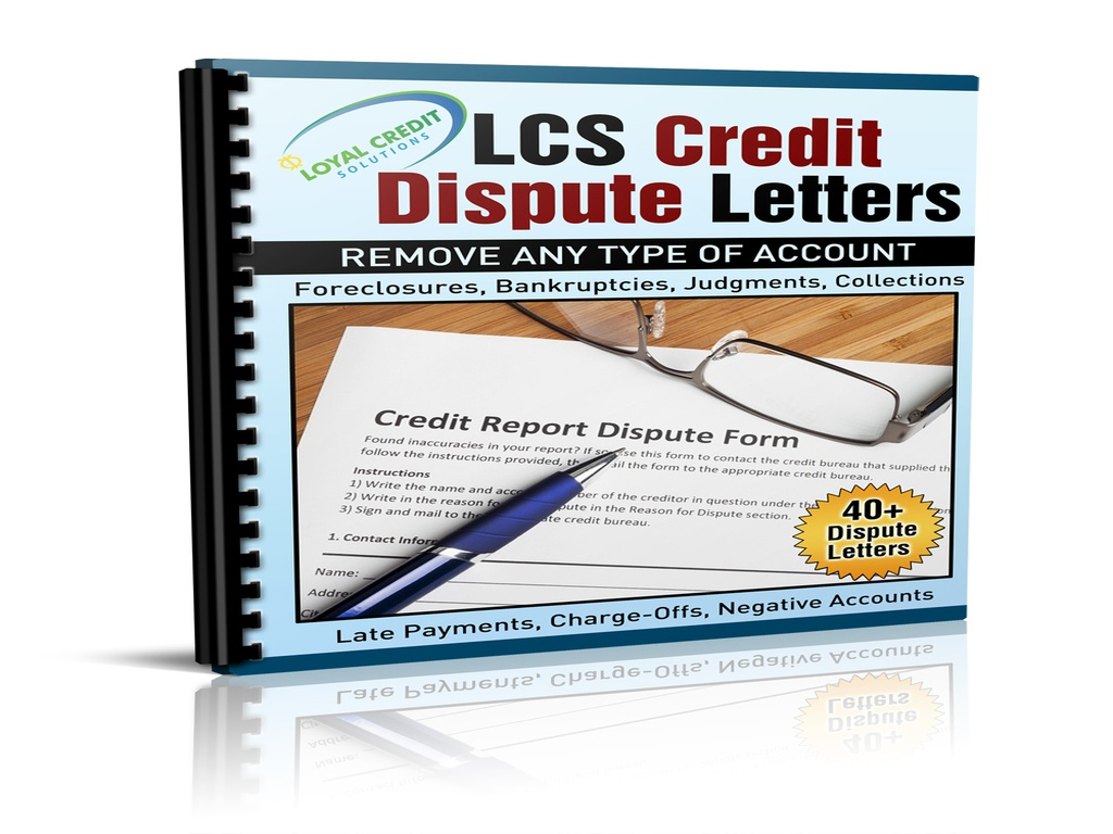 Lcs credit dispute letters do it yourself credit rep lcs credit dispute letters do it yourself credit repair kit solutioingenieria Choice Image