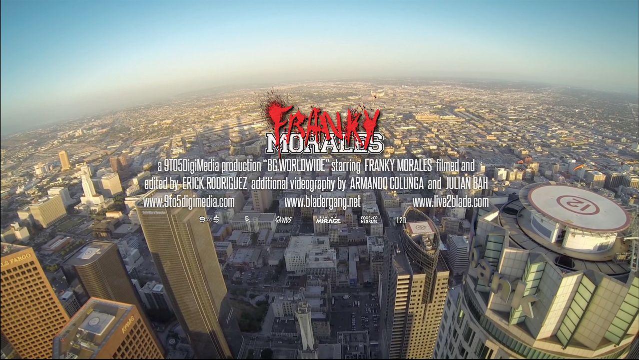 BG.WORLDWIDE - FRANKY MORALES