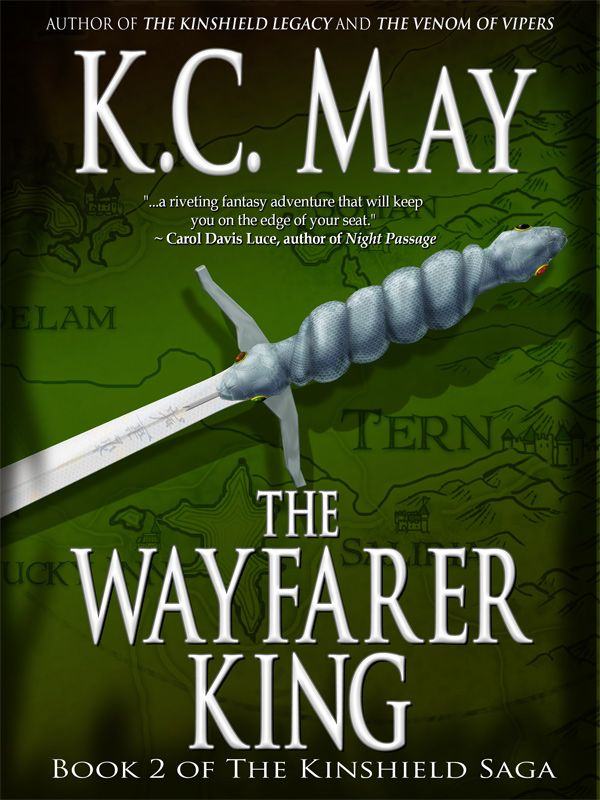 The Wayfarer King (Kindle)