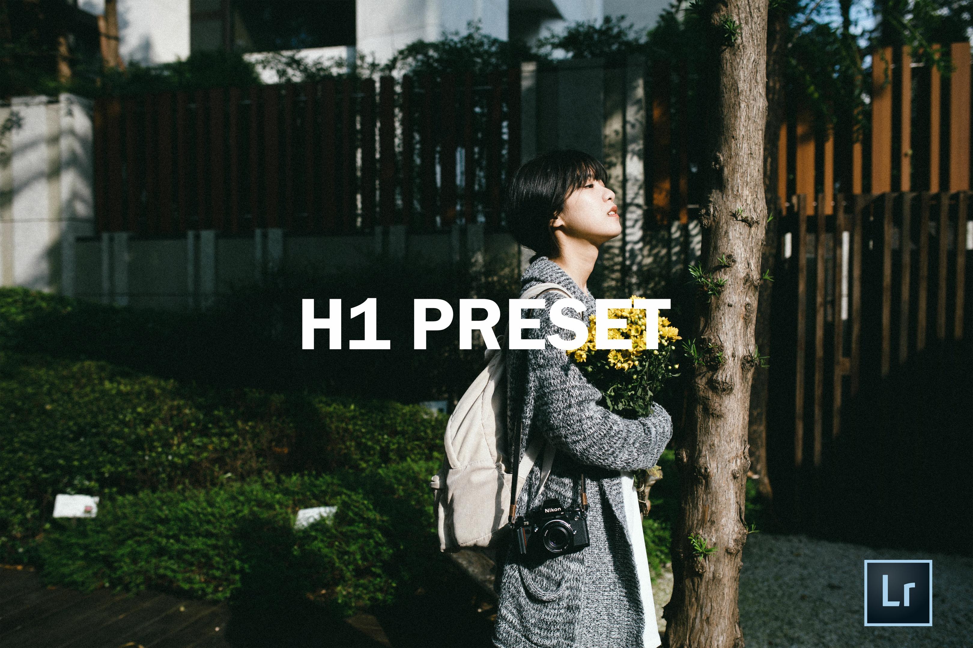 H1    LR preset