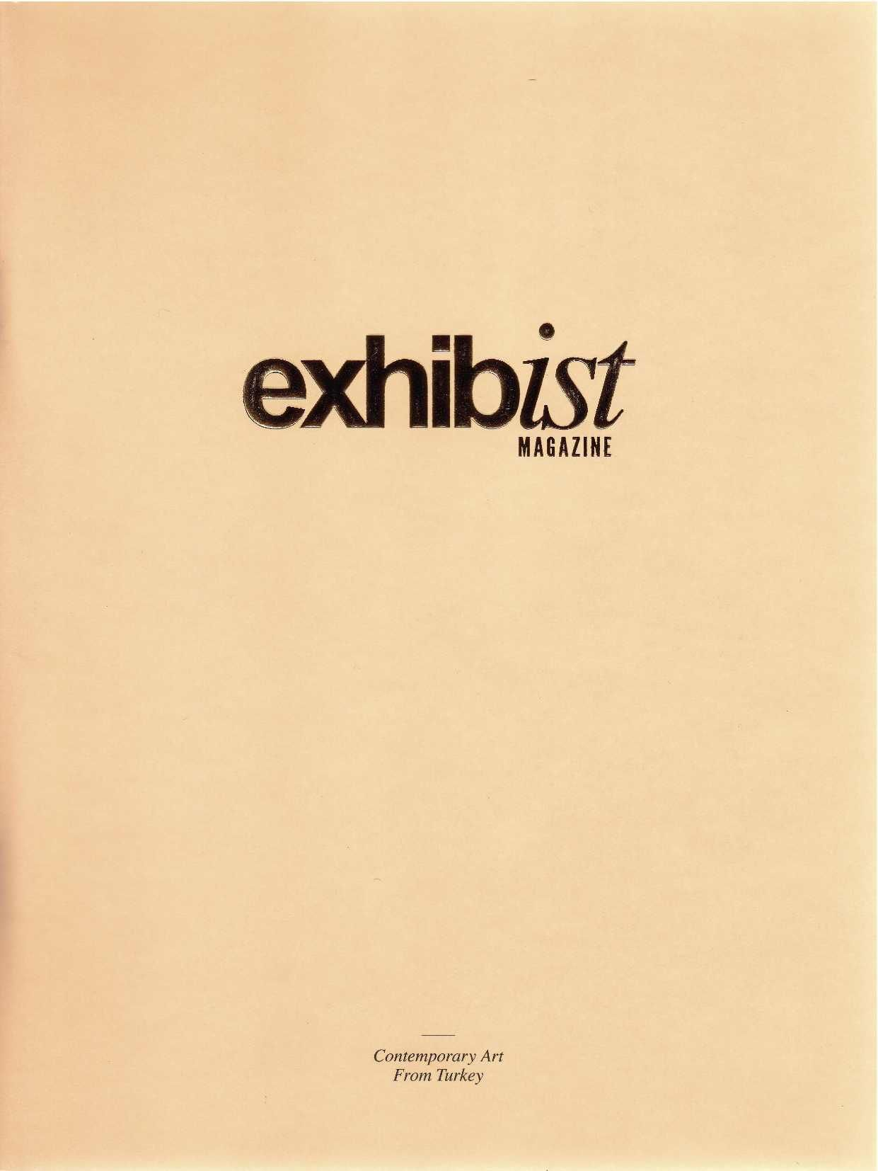 Exhibist Magazine Issue 2