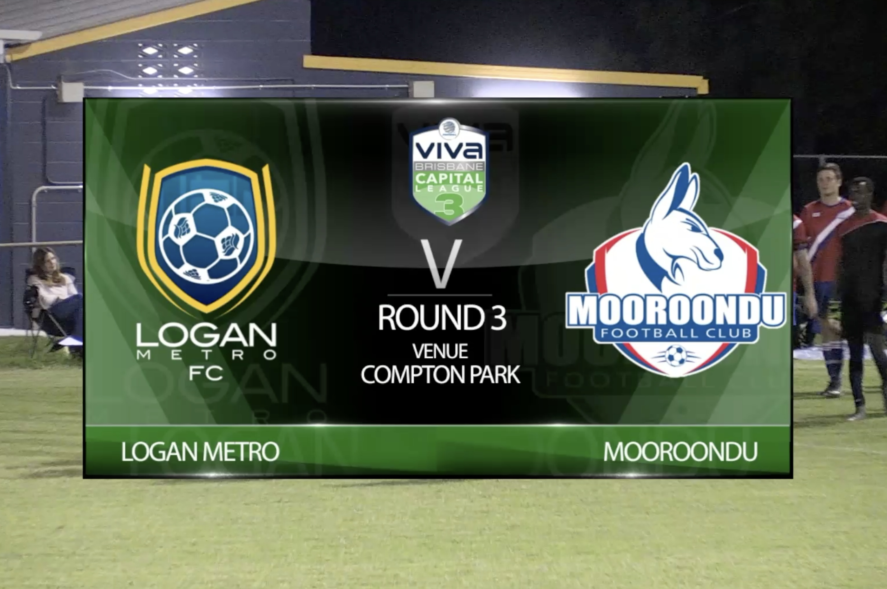 Viva Capital League 3 RD3 Logan Metro v Mooroondu