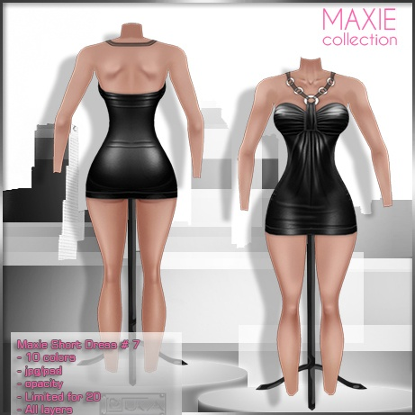 2014 Maxie Short Dress # 7