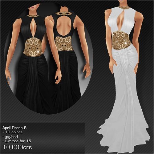 2013 APRIL DRESS # 8