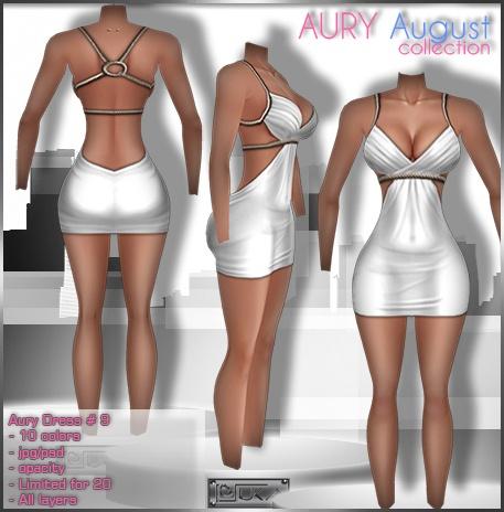 2014 Aury Dress # 9
