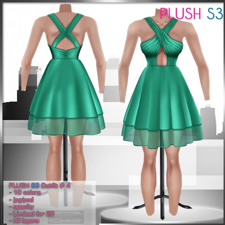 2014 Plush S3 Outfit # 4