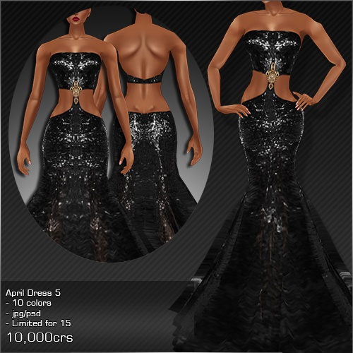 2013 APRIL DRESS # 5