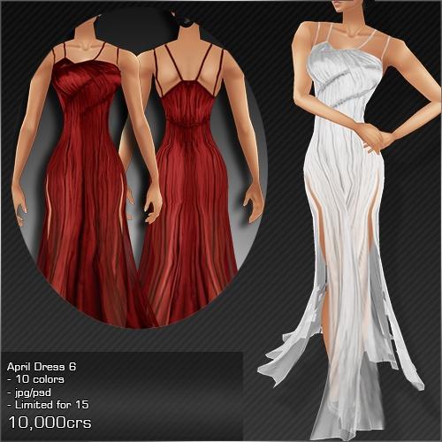 2013 APRIL DRESS # 6