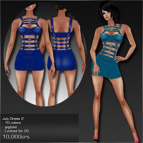 2013 Jul Dress # 2