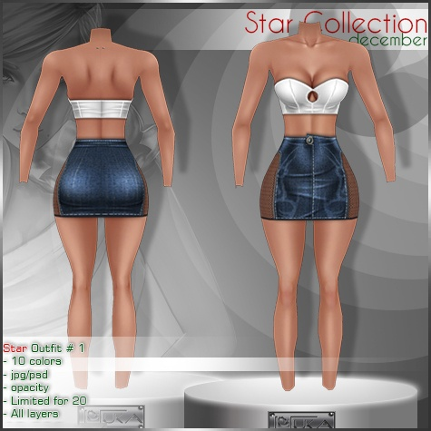 2014 Star Outfit # 1