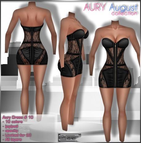 2014 Aury Dress # 10
