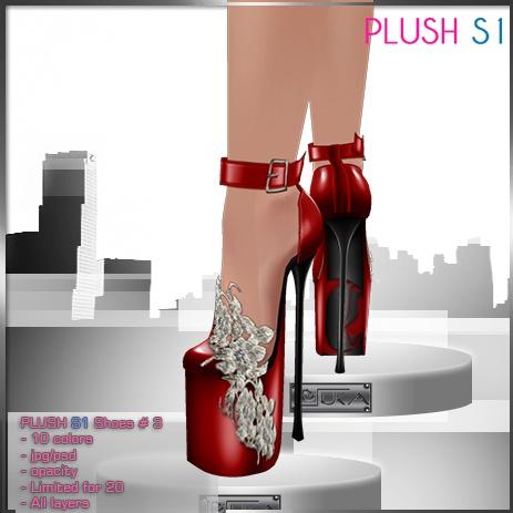 2014 Plush S1 Shoes # 3