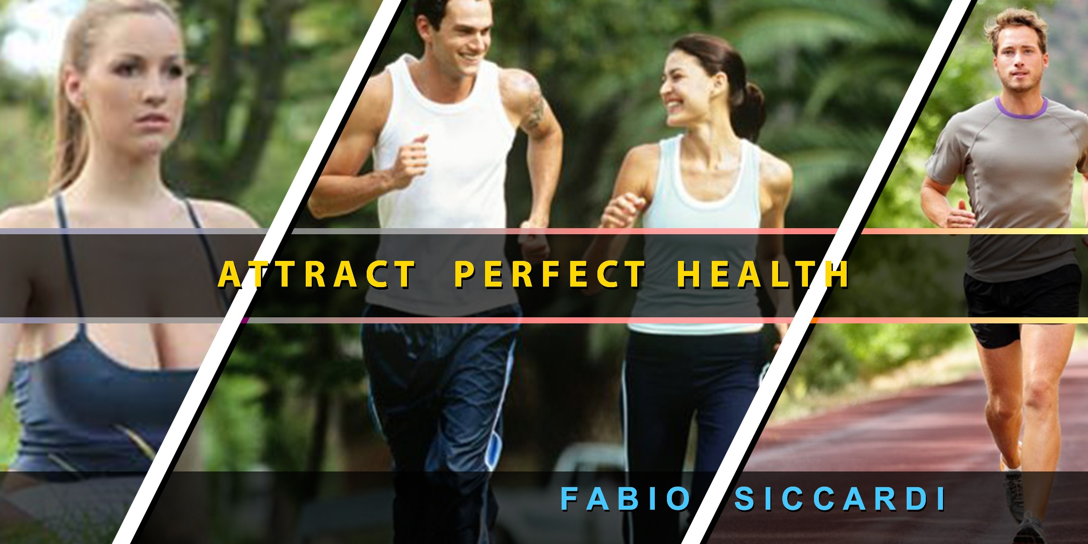 ★ATTRACT PERFECT HEALTH★ Improve your health and Live a life of Abundance!  (With Ultrasonic Option)