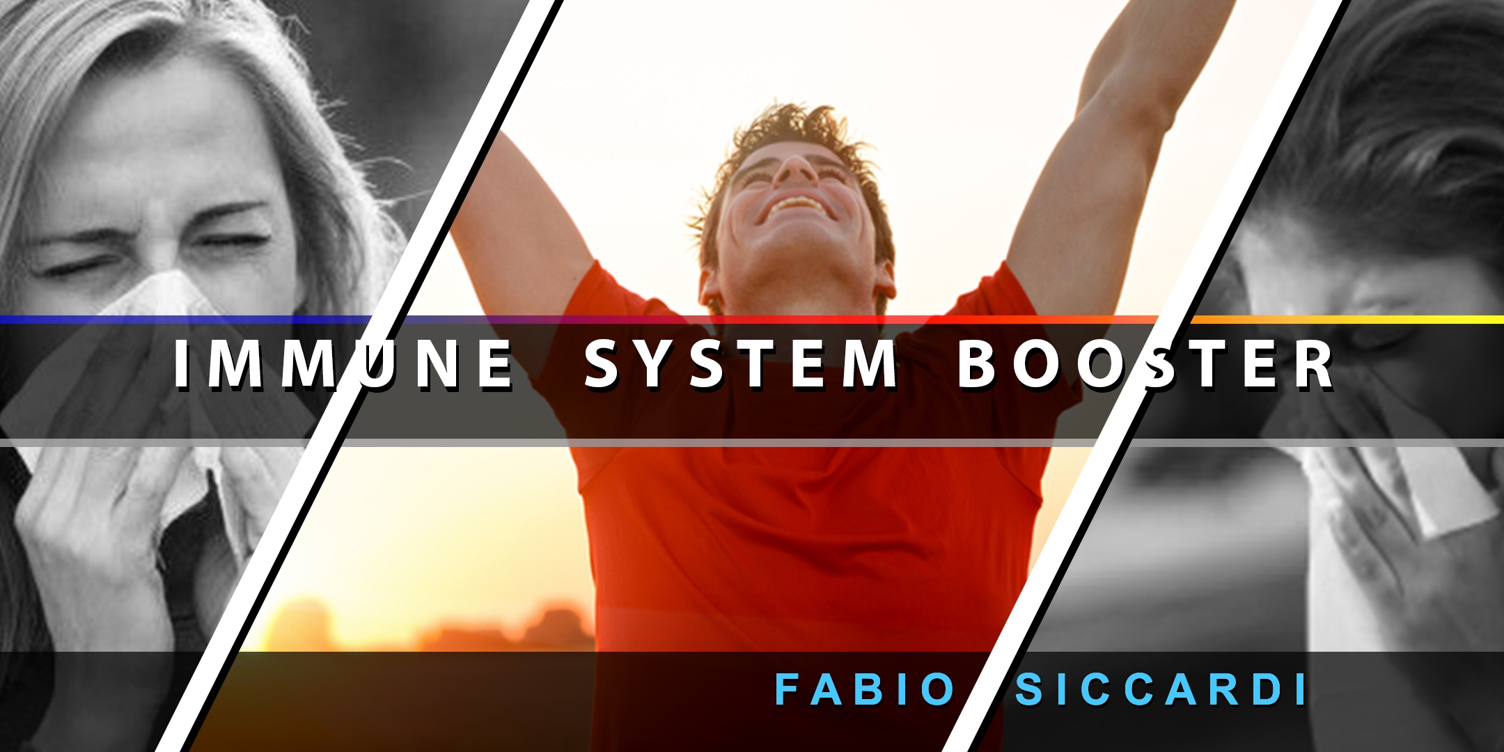 POWERFUL★ BALANCE YOUR IMMUNE SYSTEM FAST★ Prevent Allergic Attacks!