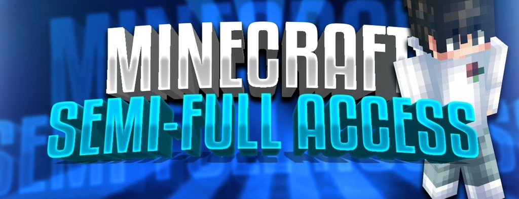 Minecraft - Semi full account