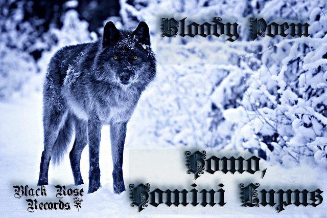 Bloody Poem - Homo, homini lupus