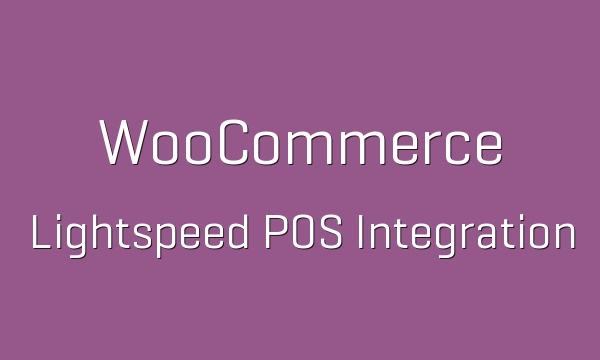 WooCommerce Lightspeed POS Integration 1.4.8 Extension