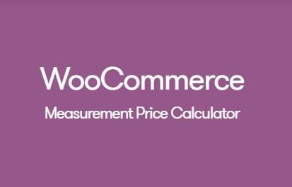 WooCommerce Measurement Price Calculator 3.12.7 Extension