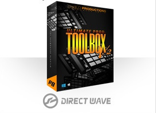Ultimate Production Toolbox Vol.2