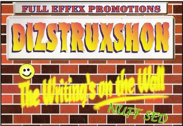 DIZSTRUXSHON - 2001 COLLECTION - VOLUME 1 - MP3