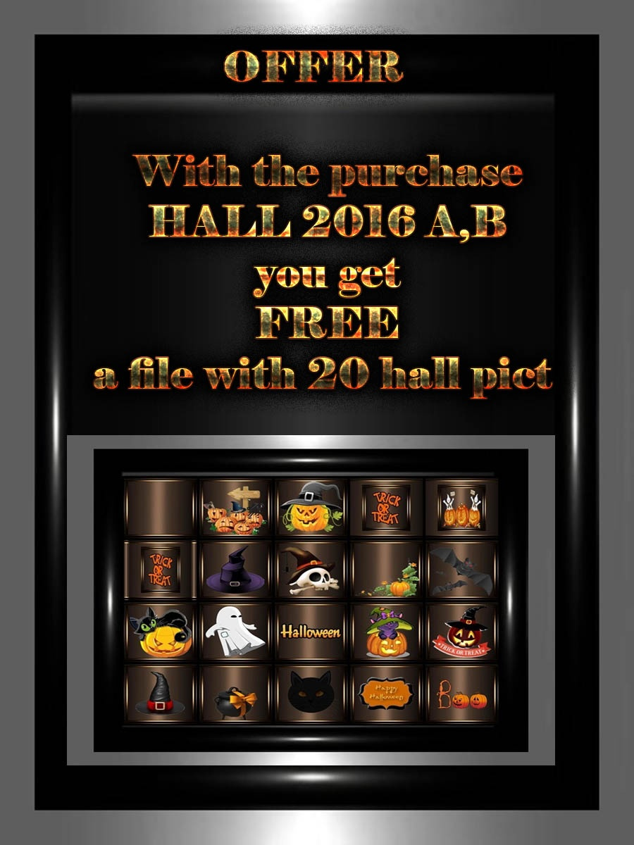 HALL OFFER + GIFT 80text