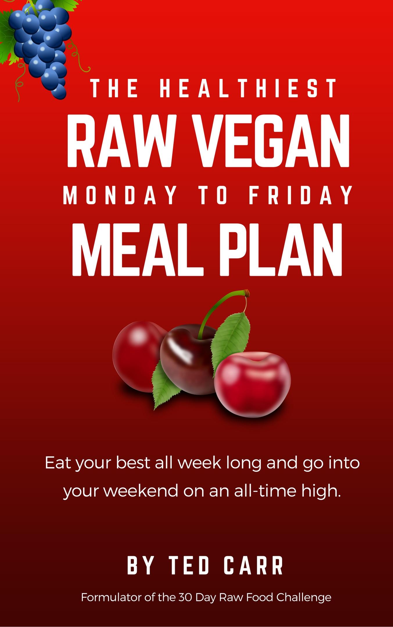 Raw Vegan Meal Plan