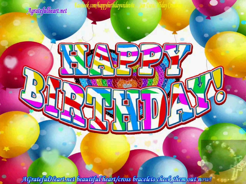 Happy Birthday Gif #4