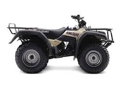 Suzuki King Quad 300 LTF300Y LTF300FY LTF300K1 LTF300FK1 LTF300FK2 2000-2002 Service Repair Manual