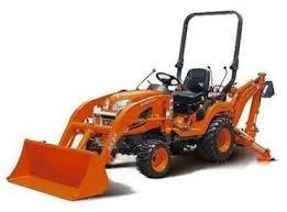 Kubota BX25 RCK54 (P)-23BX RCK60B-23BX Tractor Workshop Shop repair manual
