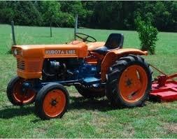 Kubota L185 L235 L245 L275 L285 L295 L305 L345 L355 Tractor Workshop Service Shop Repair manual