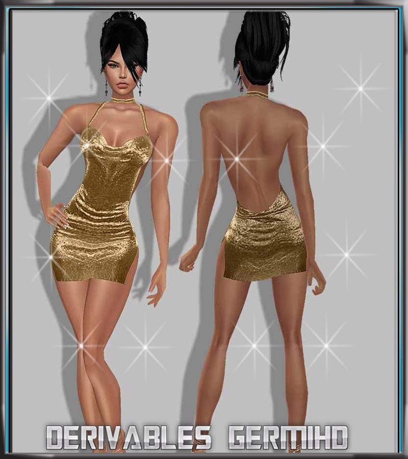 texture mini dress