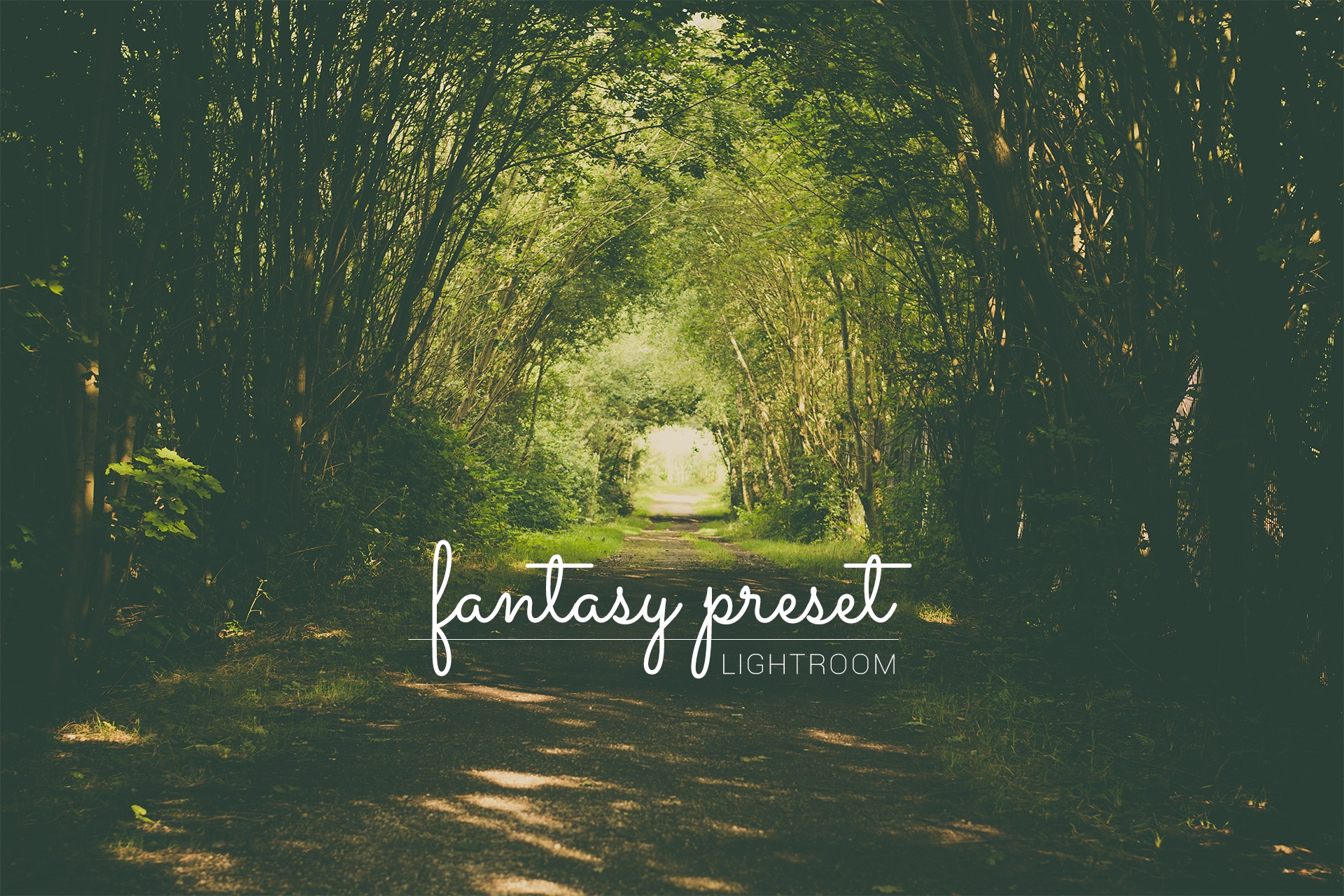 Fantasy Lightroom Preset