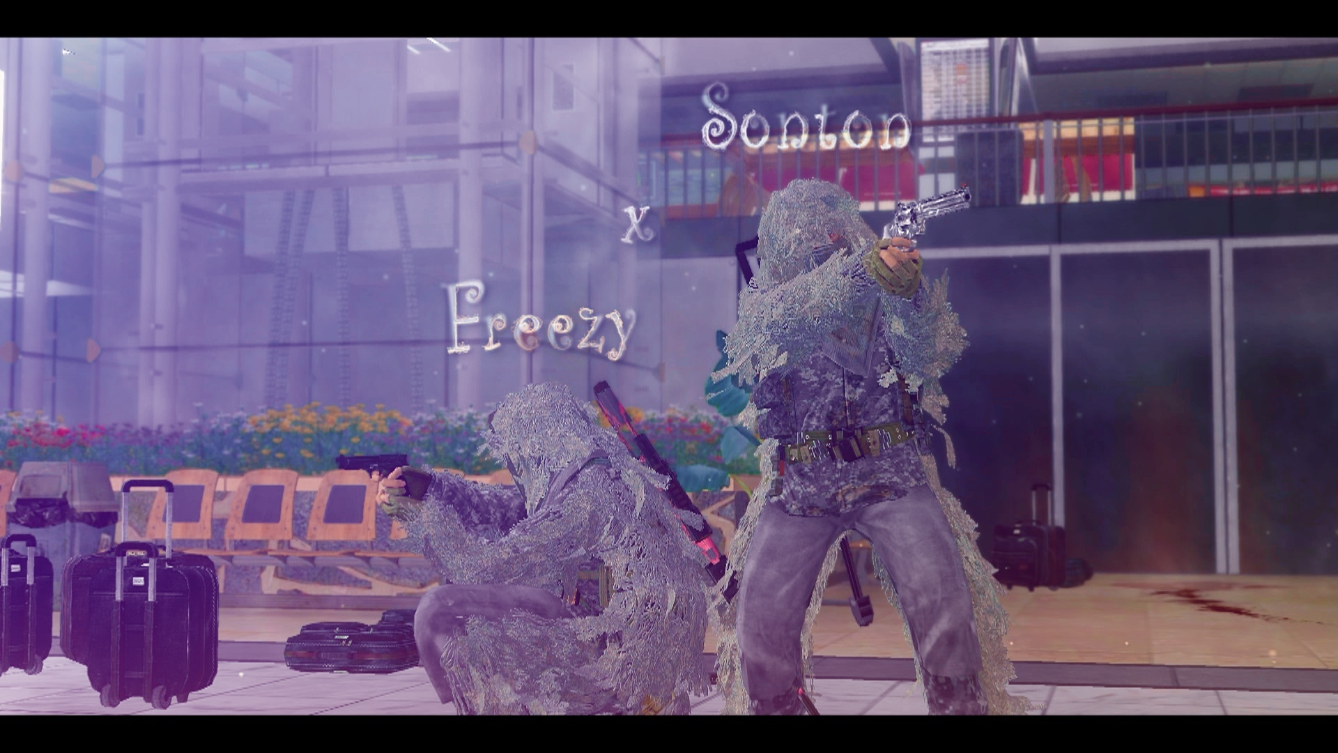 Obey Freezy x Red Sonton (Color Correction)