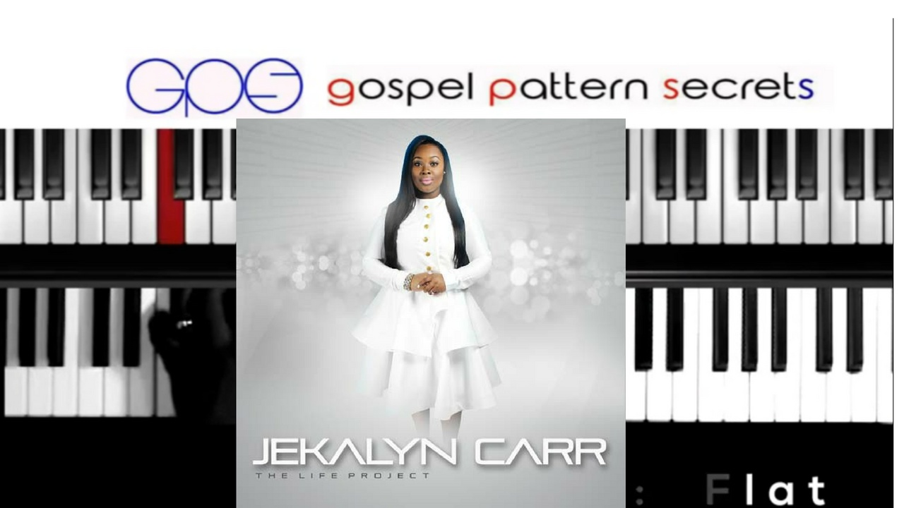 "How to play ""WE WILL STAND"" by Jekalyn Carr (easy piano tutorial)"