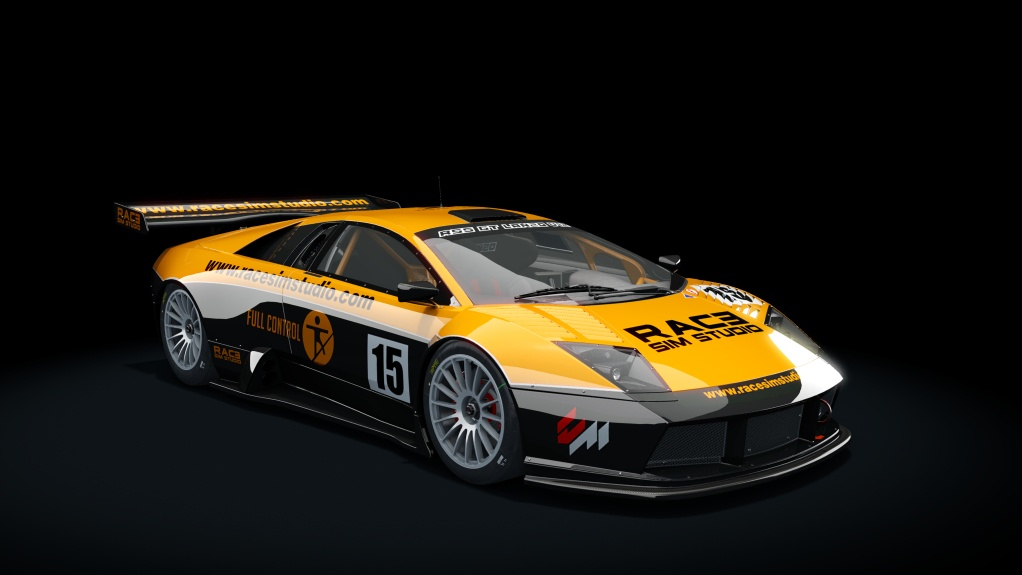 GT Lanzo V12 for Assetto Corsa