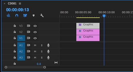 RGB Split Preset for Adobe Premiere Pro - Austin Newman