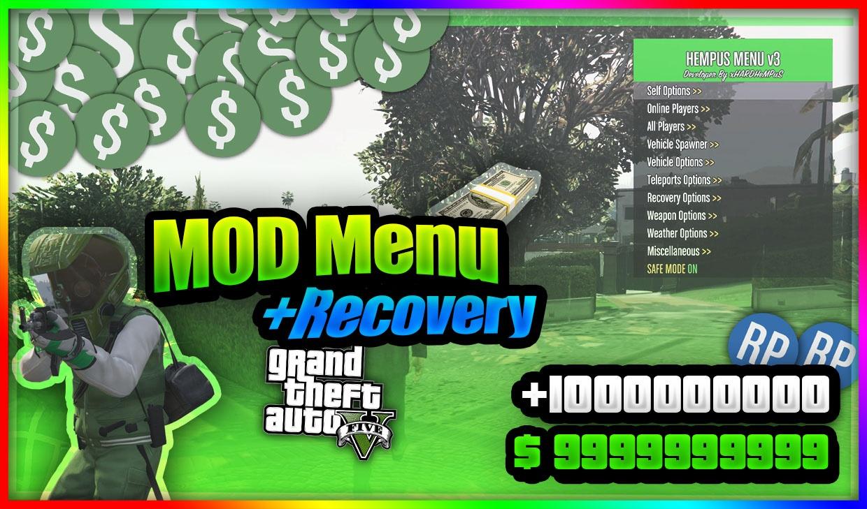 GTA5 Recovery!
