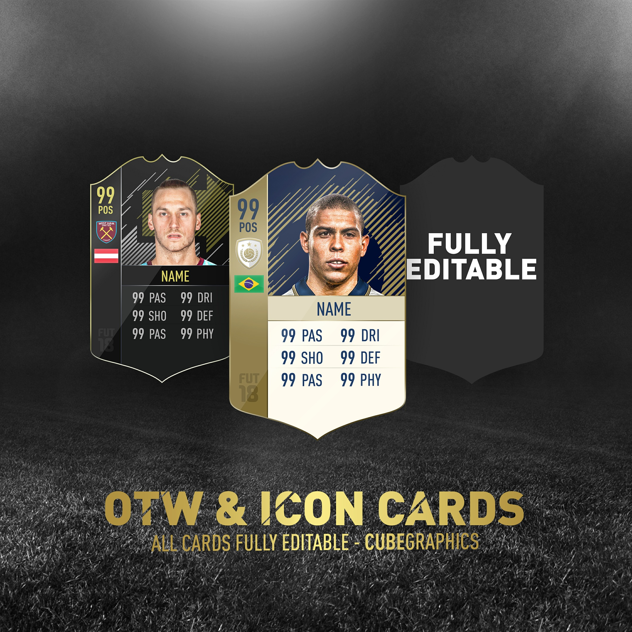 FIFA 18 CARDS