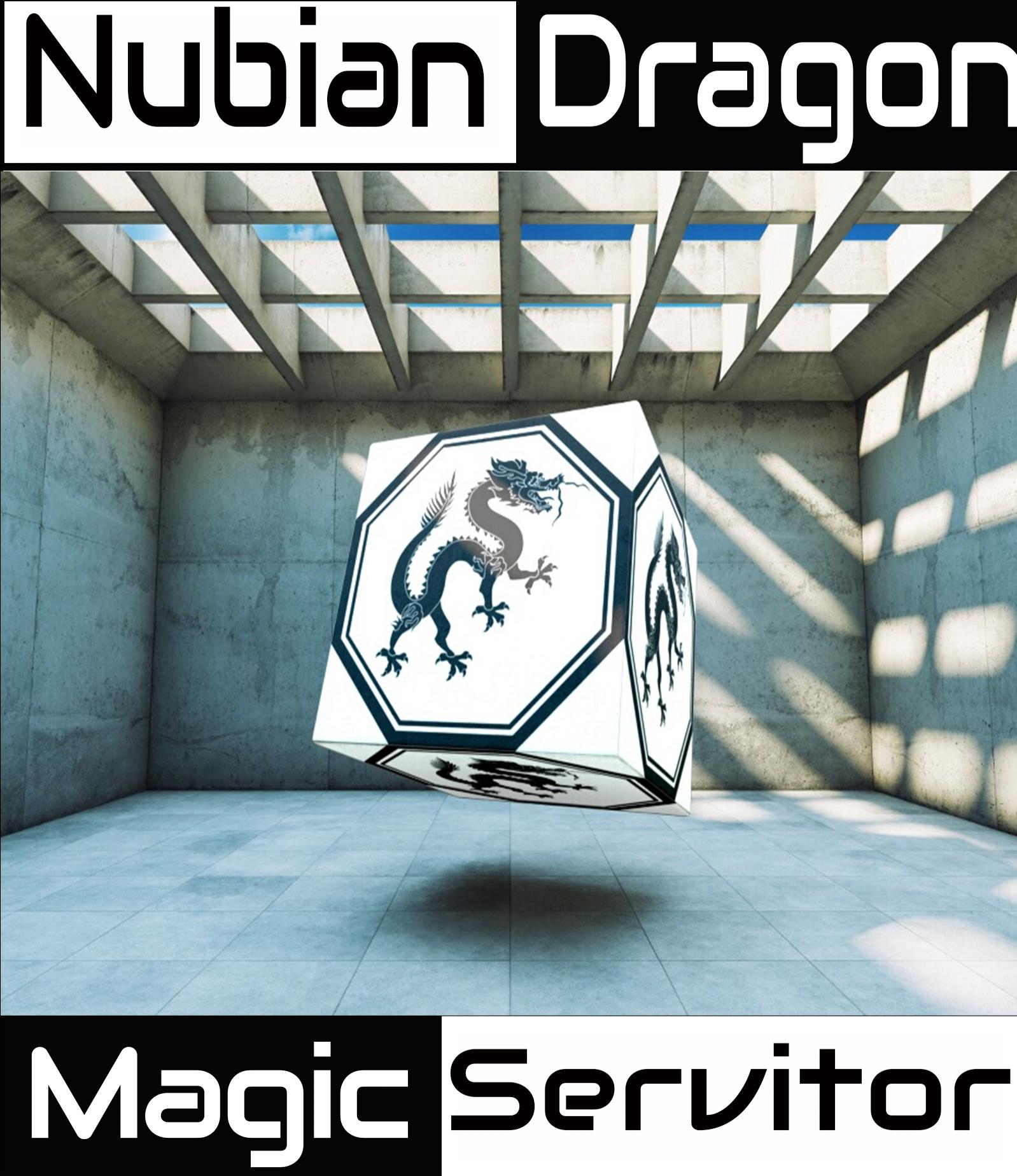 NUBIAN DRAGON SERVITOR